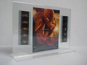 Spider-Man-2-Toby-Maguire-Stan-Lee-Kirsten-Dunst-Film-Cell-Collage