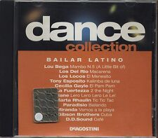 Dance collection Bailar Latino - LOU BEGA LOS LOCOS TONY ESPOSITO CD EDITORIALE
