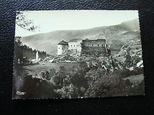 Francia-Tarjeta-Postal-Colmars-Fuerte-De-Saboya-cy25-Francesa