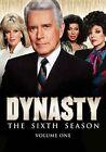 Dynasty Season 6 Vol 1 0097361466743 DVD