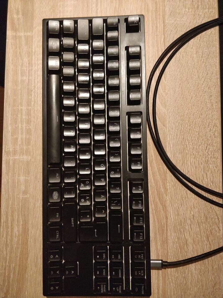 Tastatur, Cooler Master, Masterkeys pro s