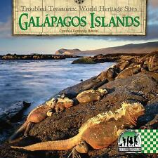 Galapagos Islands (Troubled Treasures: World Heritage Sites)