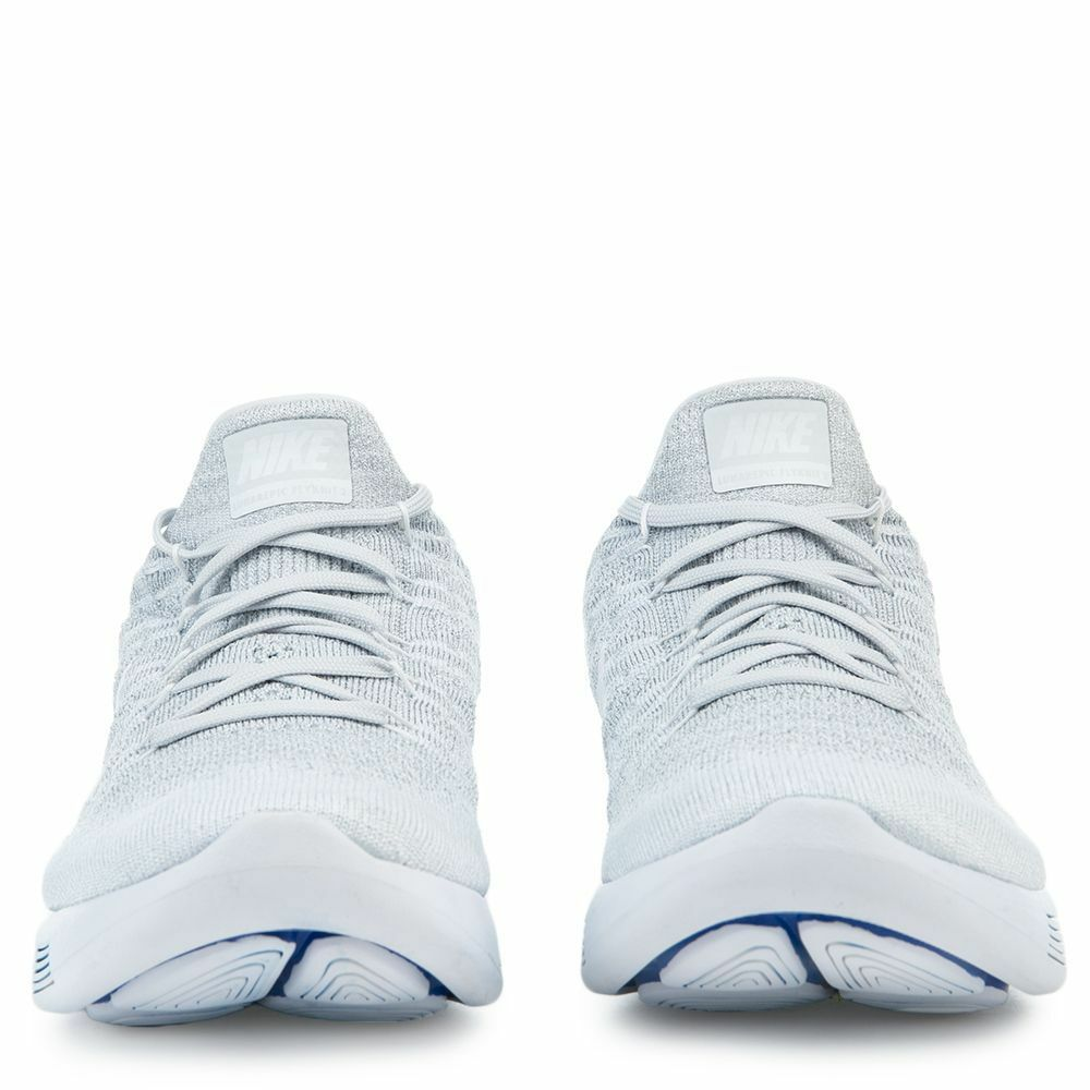 NIKE LUNAREPIC LOW FLYKNIT 2 Running Trainers Gym Gym Gym - Pure Platinum  Various Sizes 2330b5