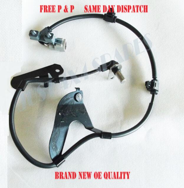 Front ABS Speed Sensor R//H For Isuzu D-Max TFS86TT 2.5 Twin Turbo 05//2012/>On NEW