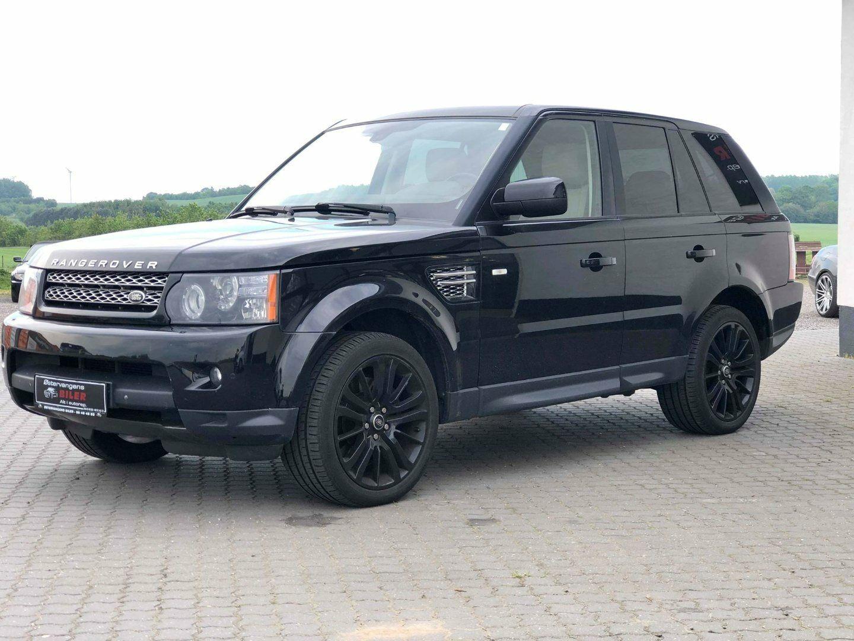 Land Rover Range Rover Sport 3,0 TDV6 HSE aut. 5d