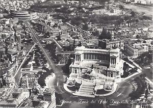 ROMA-ZONA-DEI-FORI-IMPERIALI-DALL-039-AEREO-NV