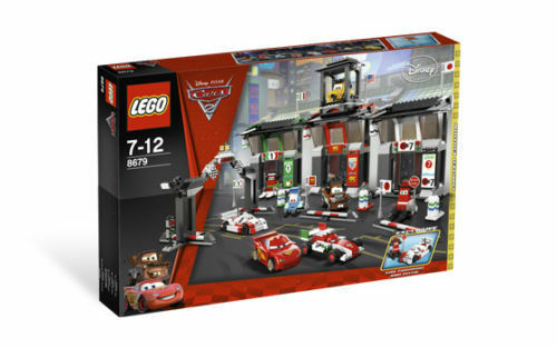 Lego 8679 autos tokyo international circuit