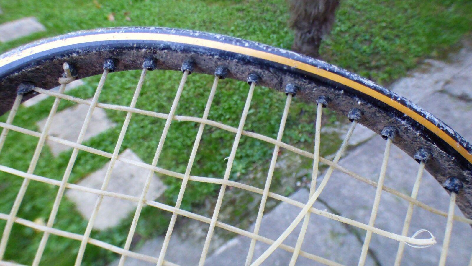 2er-set Racchette da tennis Gauthier centro dimensioni g.11 con con con coperchio L 3 2ca616
