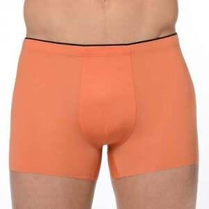 HOM-Men-039-s-underwear-PLUME-invisibile-Comfort-Mutande-Boxer-MAXI-tronco-Arancione
