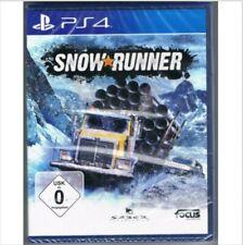 Artikelbild EPE SnowRunner: Standard Edition (PS4)*NEU&OVP