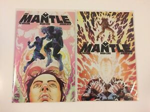 Lot-of-2-Mantle-1-2-Image-Comics-2015-VF-NM