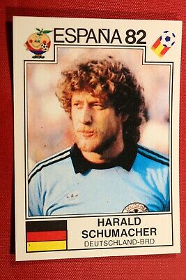 298 DEUTSCHLAND FORSTER With back GOOD CONDITION!! Panini MEXICO 86 N