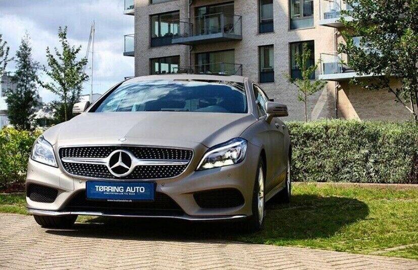Mercedes CLS350 3,0 BlueTEC SB aut. 5d