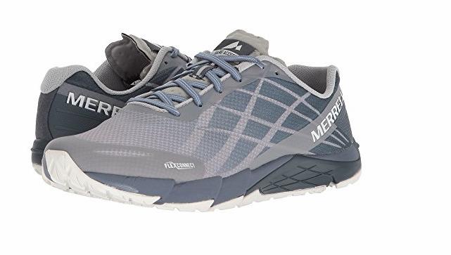 Merrell J12616 Bare Access Flex WMN' (M) Vapor Mesh Trail Chaussures