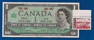 Image Is Loading 1867 1967 CANADA Canadian CENTENNIAL One 1 DOLLAR