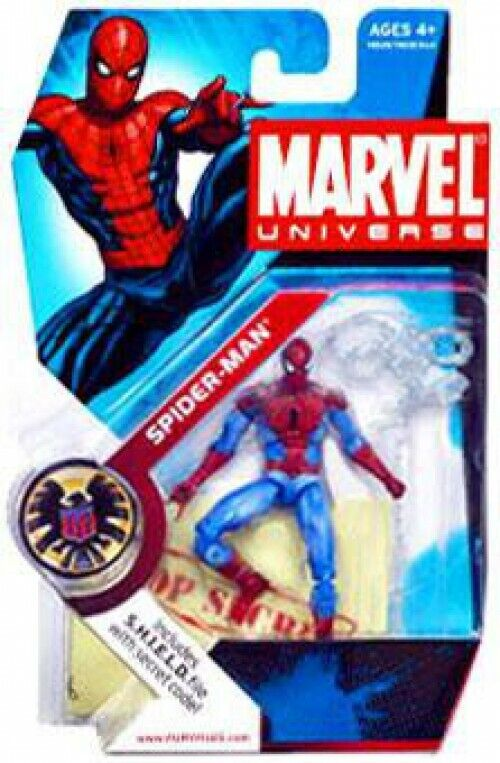 Marvel Universe Spider-Man Action Figure  2