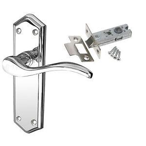 Paris Internal Door Handles Set - Door Handle Pack Including ...