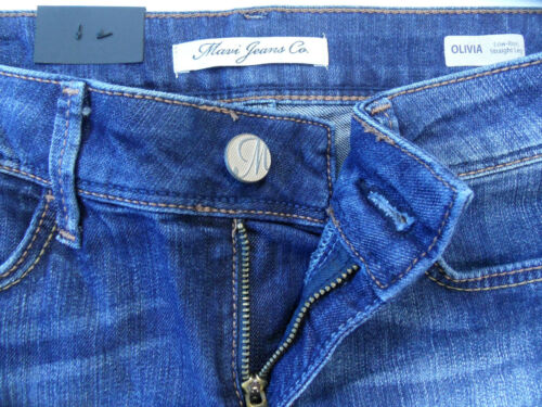 Mavi Donna Jeans Olivia 10189 Dark Rome Str 19303 NUOVO