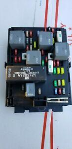 pontiac aztek fuse box location 03 05 pontiac aztek 10315657 fusebox fuse box relay unit module  fusebox fuse box relay unit module