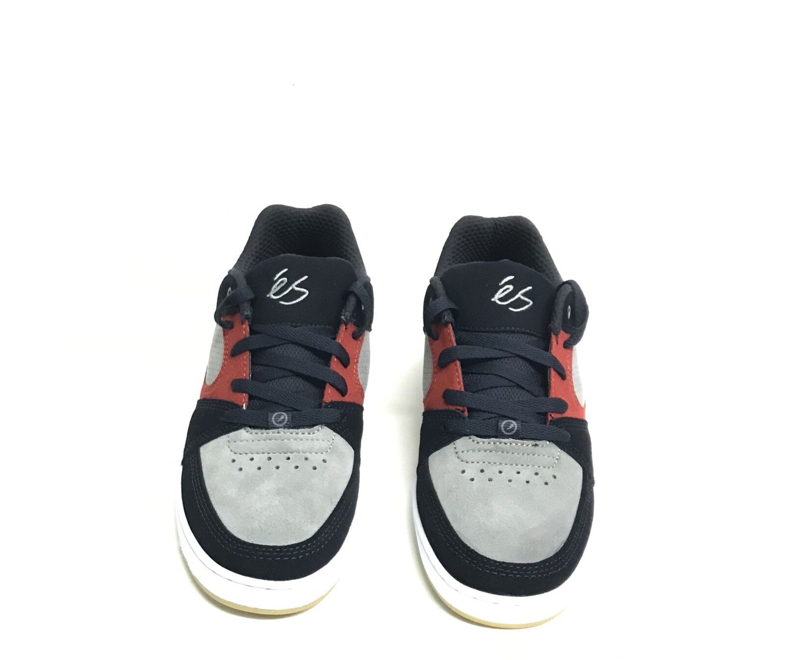 Es Skateboard Shoes Accel Slim Navy Gray Red New Color uomo's 9.5 Scarpe classiche da uomo