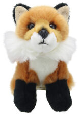 weicher Plüschfüchs Plüsch Fuchs Stofftier Plüschtier Kuscheltier Fox Rot Wild