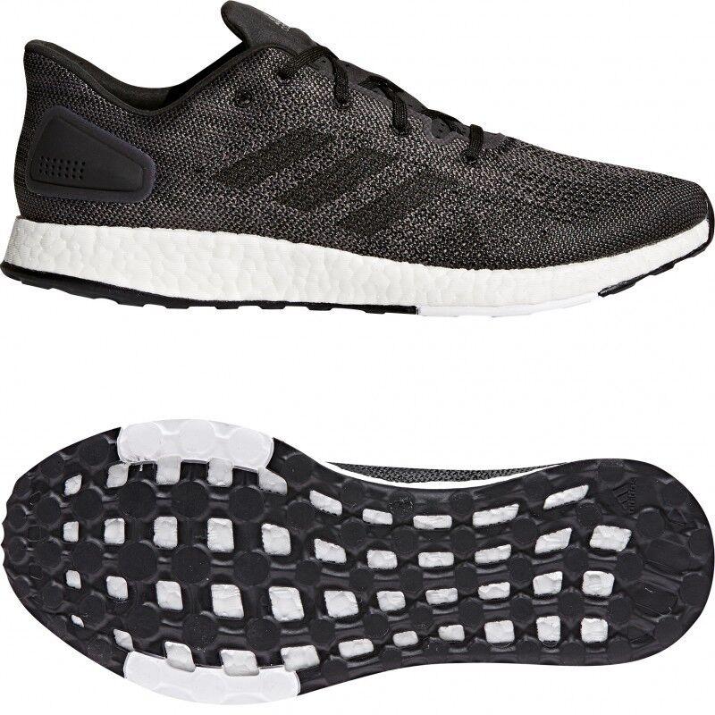 Adidas pureboost dpr n. uomo / taglia 12 d, solidgrey / uomo bianco / corenero bb6291 nuova d059ce