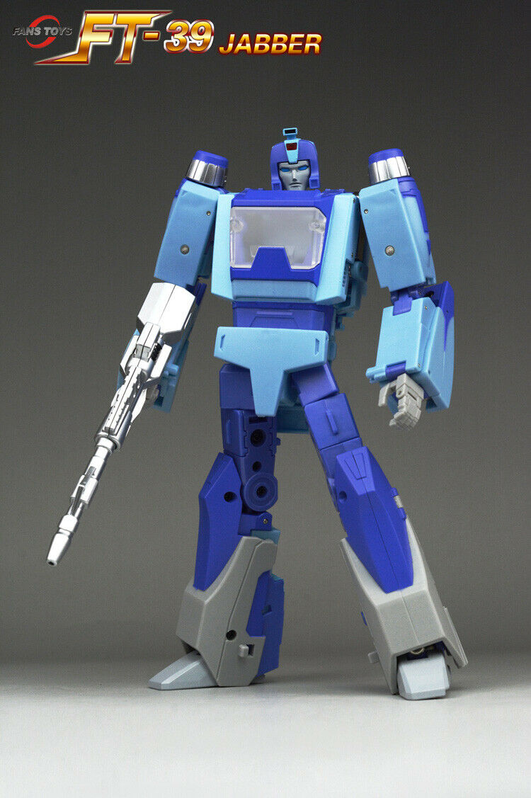 Transformers Fans Juguetes FT39 Luo Wei FT-39 Jabber animación G1