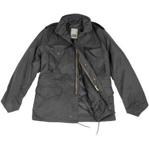 862cd0c7b33 Classic M65 Military Combat Field Jacket Army Cadet Mens Winter Coat ...