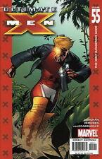 Ultimate X-Men #55 (NM)`05 Vaughan/ Immonen