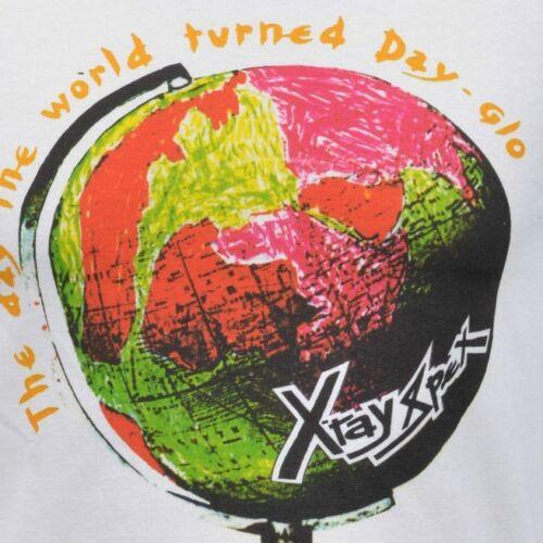 Vestido para mujer Punk poli estireno XRAY Spex el día día mundial convertido GLO THE S-XL