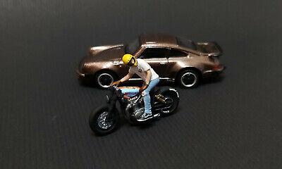 ALPACA-WORKS 3D Print Karts+Driver 1pcs 1//64