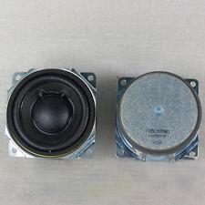 """1PCS 2.5"""" 4Ohm 15W Midrange Audio Speaker Stereo Subwoofer Loudspeaker Alto Bass"""