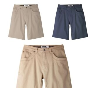 Mountain Khakis Mens Camber 105 Short Classic Fit