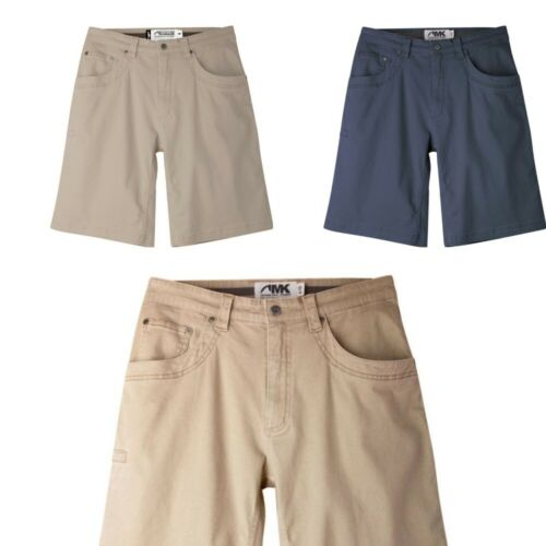 Various Sizes and Colors Mountain Khakis Men/'s Camber 105 Short Classic Fit