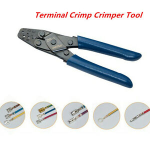 Blue-Autos-Car-Crimper-Tool-Wiring-Harness-Terminals-Crimper-Strippers-10-22-AWG