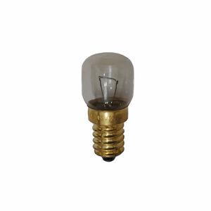 Wsdcn E14 T22 15 Watt 12 Volt Oven Light Bulb Oven Lamp 300 C Ebay