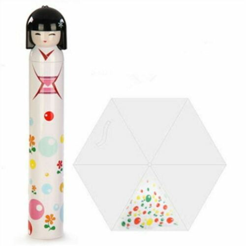 Cute Japanese kimono geisha Doll Folding Umbrella anti UV RAIN umbrella unique