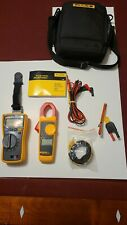 New Listingfluke 116323 Hvac Multimeter And Clamp Meter Combo Kit