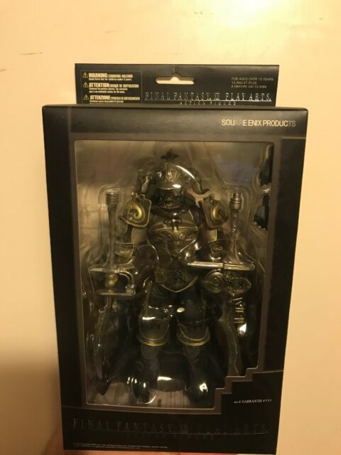 FINAL FANTASY XII PLAY ARTS Gavras Non-scale PVC painted action Figure Japan