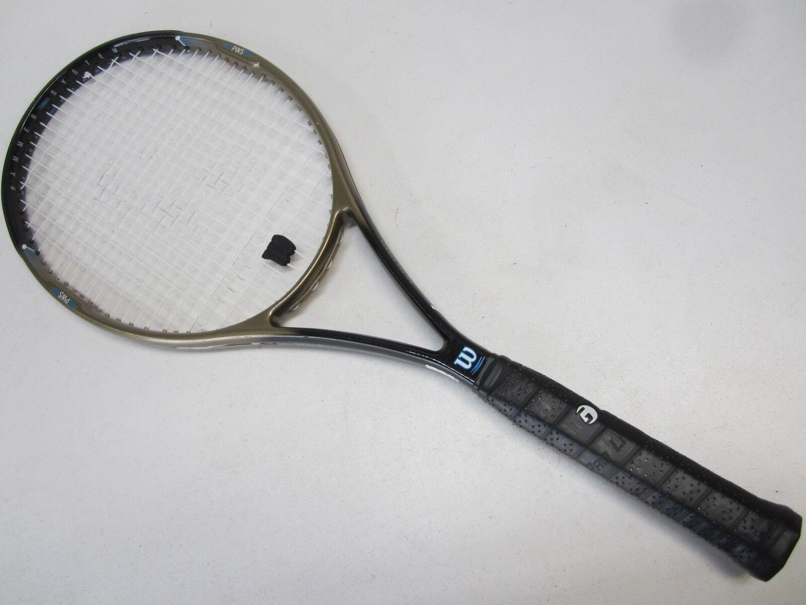 Wilson Pro Staff Hammer 4.0 MP Raquette de Tennis (4 1 2) bien conservé
