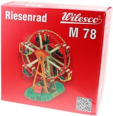 WILESCO   M  78  RIESENRAD