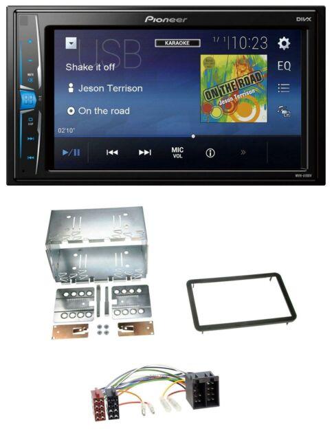 Kenwood AUX CD 2DIN MP3 Bluetooth USB Autoradio für Alfa Romeo 159 Spider Brera