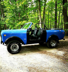 1977 International Harvester Scout SS