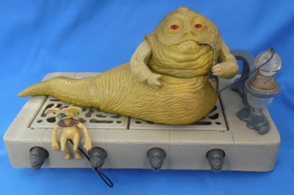 Lili Ledy Star Wars Return Of The Jedi Jabba The Hutt Vintage Foreign Mexico