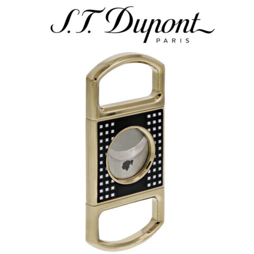 NEW ST Dupont Cohiba Behike Collection 003511 Double Blade Cigar Cutter