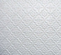 Diy Backsplash, Wainscoting, Wall Covering Faux Tin Metallic Finish, Wc-20