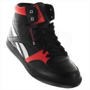 Reebok-Classic-Courtee-Mid-Size-9-5-Black-RRP-60-BNIB-J05523
