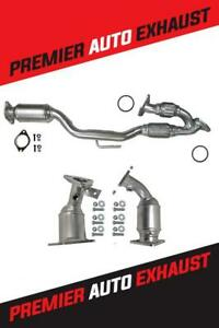 2007-2013 Nissan Altima 2009-2014 Murano 2011-2017 Quest 3.5L Catalytic Converter DS/PS/REAR Highest Grade Catalyst Canada Preview