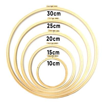 Kreuzstiche Stickerei Ring//Rahmen Stickrahmen für Nähen 4 Größen