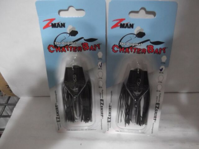 Z-Man Original ChatterBait 1//2 oz Jig Bayou Craw CB12-71 Chatter Bait